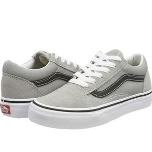 Vans Old Skool Drizzle Boy Shoes size 3.5  drizzle